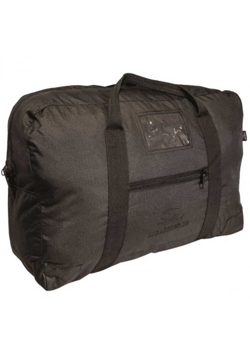 Легкая дорожная сумка на 70 литров Highlander Lite Loader 70 Black