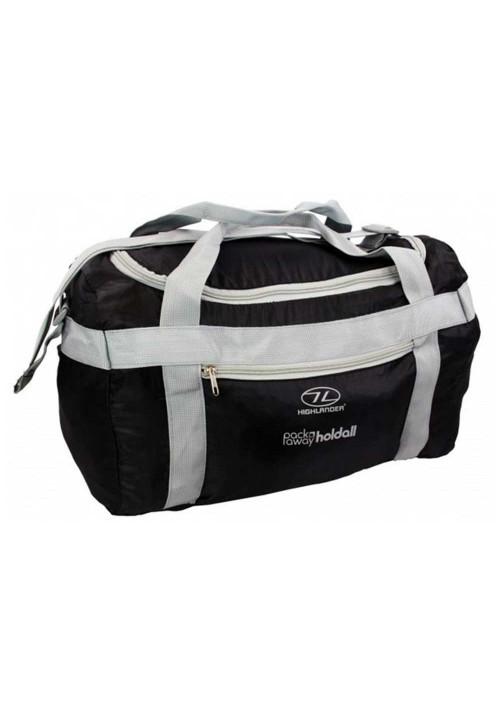 Маленькая сумка для ручной клади Highlander Pack Away Holdall 20 Black