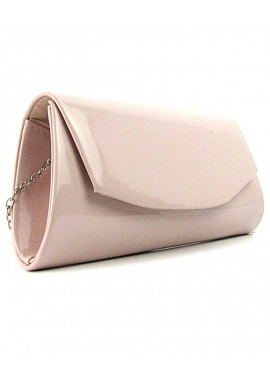 Фото Женская сумочка на цепочке цвета пудры Rose Heart 103042