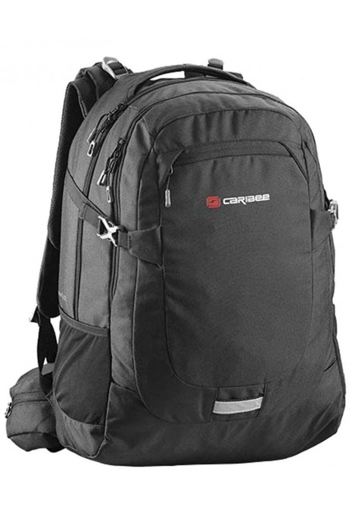 Крутой городской рюкзак Caribee College 40 Xtend Black