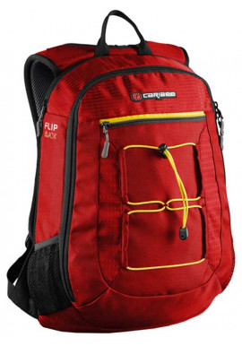 Фото Тонкопрофильный рюкзак Caribee Flip Back 26 Red