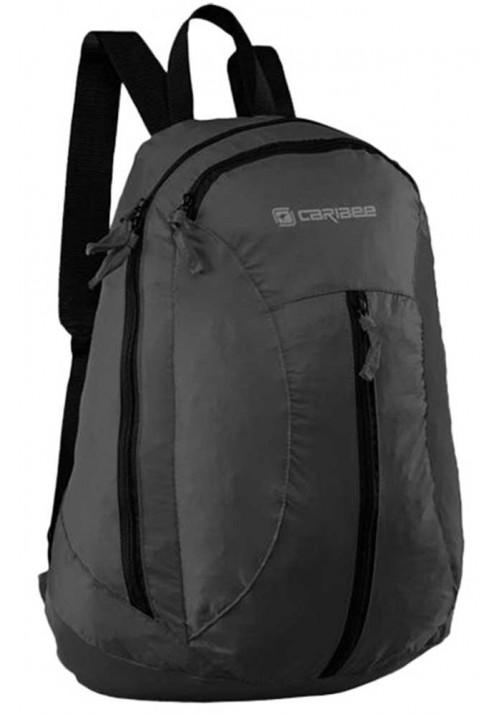 Супер-легкий рюкзак Caribee Fold Away 20 Black