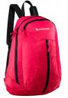 Розовый супер-легкий рюкзак Caribee Fold Away 20 Red