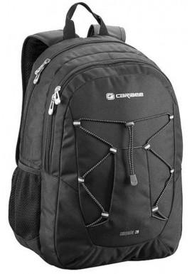 Фото Черный рюкзак на 28 литров Caribee Impala 28 Black