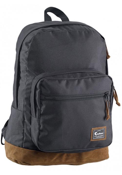 Черный классический рюкзак Caribee Retro 26 Black