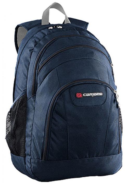 Синий рюкзак на 4 отделения Caribee Rhine 40 Navy