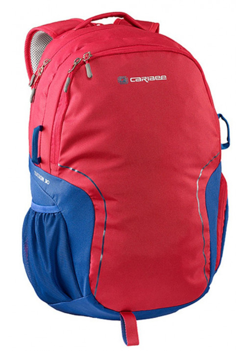 Красно-синий рюкзак Caribee Tucson 30 Red Eye Deep Blue