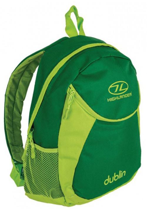 Зеленый рюкзак Highlander Dublin 15 Green