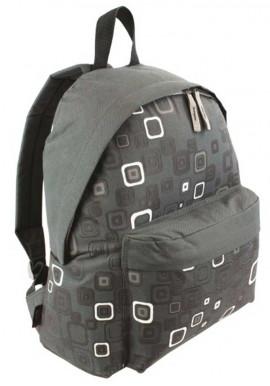 Фото Серый рюкзак с принтом Highlander Zing 20 Kaleidos Square Print Grey