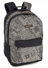 Классический рюкзак Gabol Code 17 Black 221103
