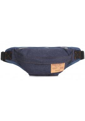 Фото Джинсовая сумка на пояс Poolparty Bumbag Jeans