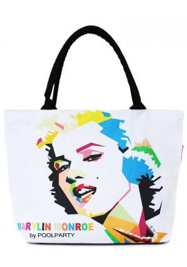 Фото Женская сумка с Мэрилин Монро Poolparty Pool-100 Monroe