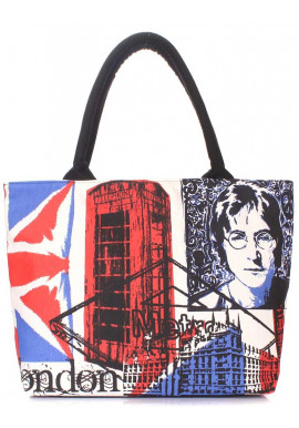Фото Женская сумка из ткани Британия Poolparty Pool Britain