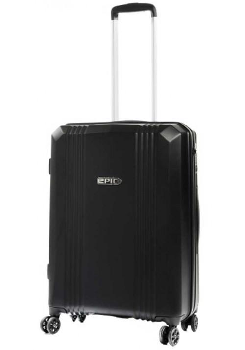 Черный чемодан на колесах Epic Airwave M Black