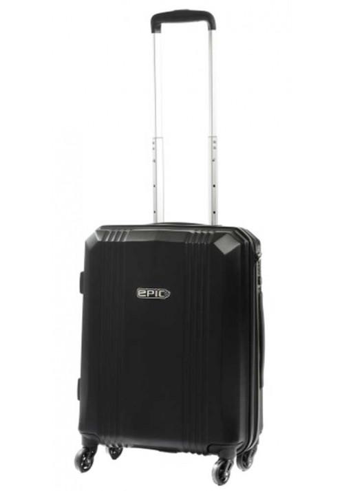 Маленький чемодан на колесах Epic Airwave S Black