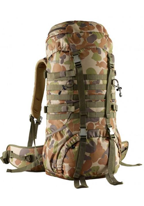 Туристический рюкзак цвета хаки Caribee Cadet 65 Auscam