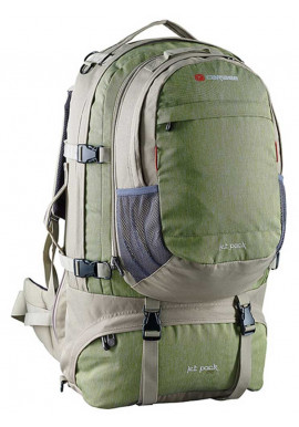 Фото Зеленый туристический рюкзак Caribee Jet Pack 65 Mantis Green