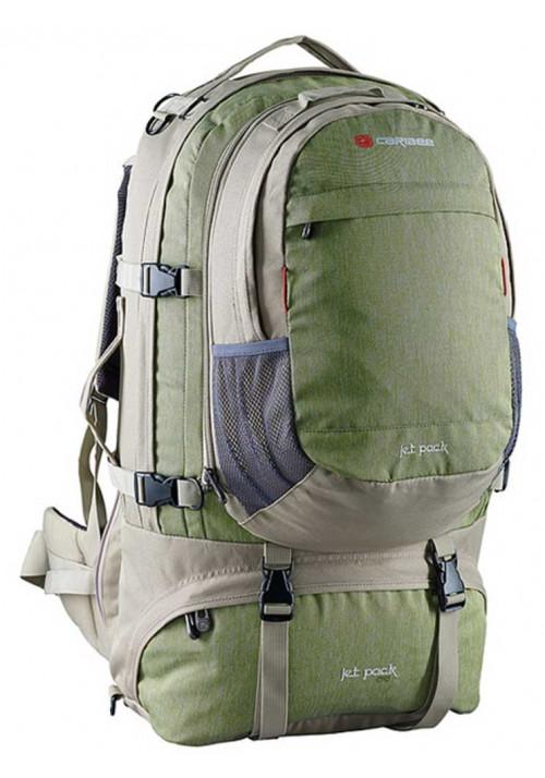 Зеленый туристический рюкзак Caribee Jet Pack 65 Mantis Green