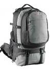 Серый туристический рюкзак Caribee Jet Pack 65 Storm Grey