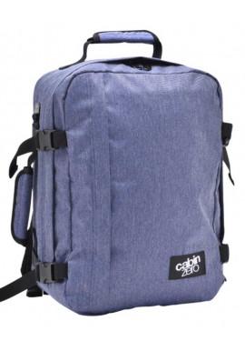 Фото Голубая сумка-рюкзак CabinZero Classic 28L Blue Jean