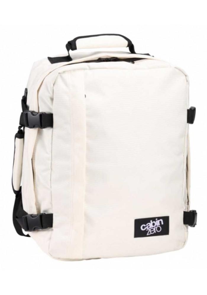 Фото Белая сумка-рюкзак CabinZero Classic 28L Cabin White
