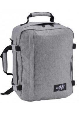 Фото Серая сумка-рюкзак Cabin Zero Classic 28L Ice Grey