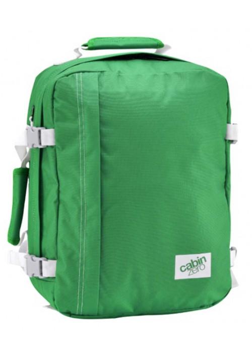 Зеленая сумка-рюкзак Cabin Zero Classic 28L Kinsale Green