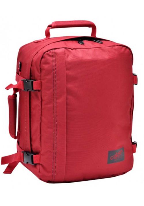 Красная сумка-рюкзак Cabin Zero Classic 28L Naga Red