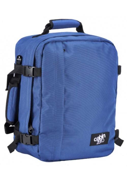 Синяя сумка-рюкзак Cabin Zero Classic 28L Navy