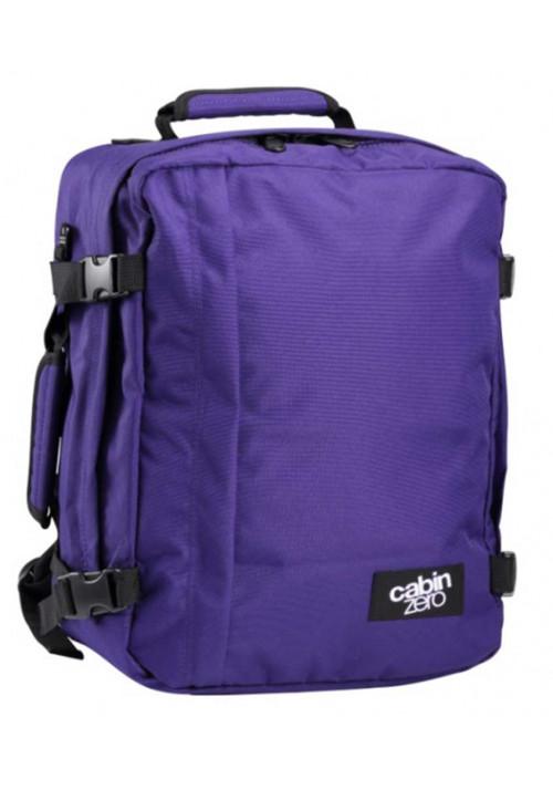 Фиолетовая сумка-рюкзак Cabin Zero Classic 28L Original Purple