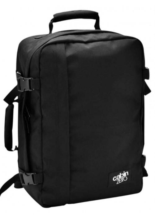 Мужская сумка-рюкзак Cabin Zero Classic 36L Absolute Black