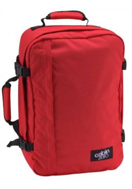 Фото Яркая сумка-рюкзак Cabin Zero Classic 36L Naga red