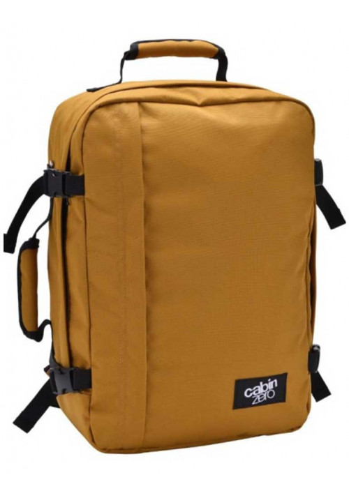 Оранжевая сумка-рюкзак Cabin Zero Classic 36L Orange Chill