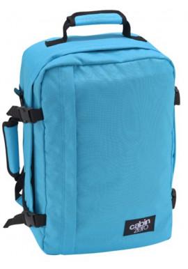 Фото Голубая сумка-рюкзак Cabin Zero Classic 36L Samui Blue