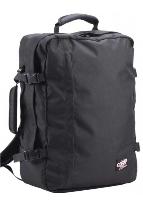 Объемная сумка-рюкзак Cabin Zero Classic 44L Absolute Black