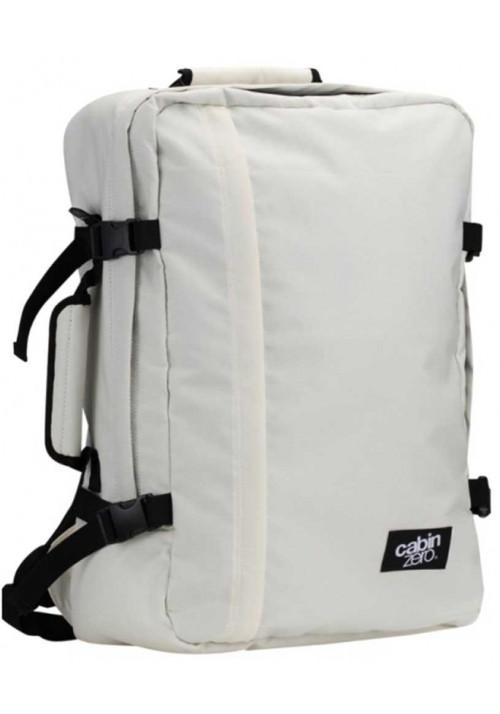Светлая сумка-рюкзак Cabin Zero Classic 44L Cabin White