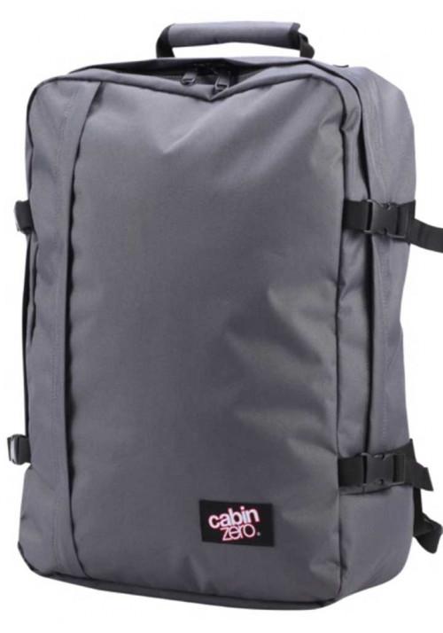 Тканевая сумка-рюкзак Cabin Zero Classic 44L Original Grey