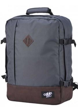 Фото Сумка-рюкзак из серой ткани Cabin Zero Vintage 44L Original Grey