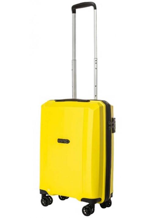 Малый чемодан на колесиках Epic Airwave VTT SL S Blazing Yellow