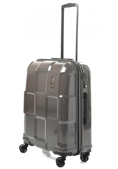 Чемодан на колесах Epic Crate Reflex М Charcoal Black