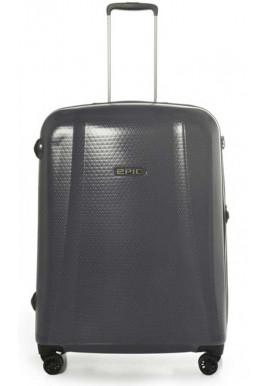 Фото Серый чемодан на колесах Epic GTO 4.0 L Graphite Blue
