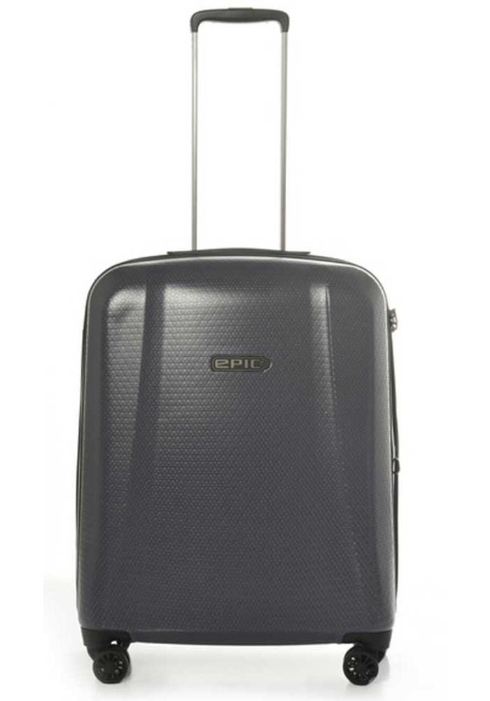 Фото Красивый чемодан на колесах Epic GTO 4.0 M Graphite Blue