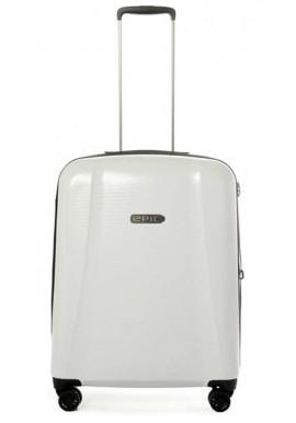 Белоснежный чемодан на колесах Epic GTO 4.0 M Sterling White