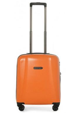 Яркий чемодан на колесах Epic GTO 4.0 S Firesand Orange