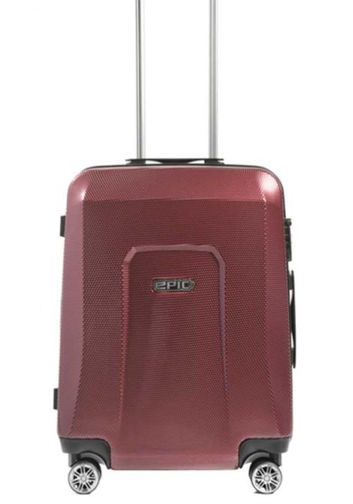 Чемодан с колесами бордо Epic HDX M Burgundy Red