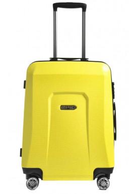 Фото Желтый чемодан с колесами Epic HDX M Yellow Glow