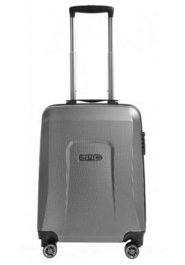 Фото Серый чемоданчик с колесами Epic HDX S Dark Grey