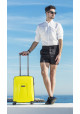 Модный чемоданчик с колесами Epic HDX S Yellow Glow, фото №9 - интернет магазин stunner.com.ua