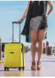 Модный чемоданчик с колесами Epic HDX S Yellow Glow, фото №10 - интернет магазин stunner.com.ua