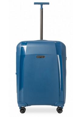 Стильный чемодан на колесах Epic Phantom SL M Lagoon Blue